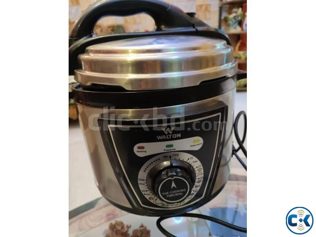 Walton Electric Pressure Cooker WEPC-K05A10  | ClickBD large image 1