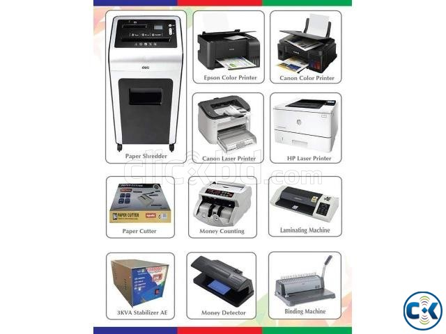 Canon MP287 Colour Multifunction Inkjet Printer | ClickBD large image 2