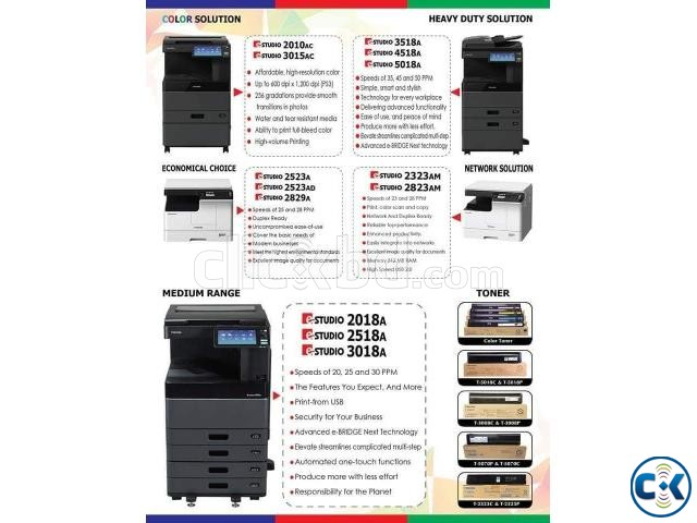 Canon MP287 Colour Multifunction Inkjet Printer | ClickBD large image 4