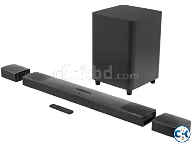 JBL 9.1 TRUE WIRELESS DOLBY ATMOS SOUND BAR | ClickBD large image 0