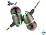 QKZ DM11 Magnetic Stereo Bass Noise Canceling Hi-Fi Earphone