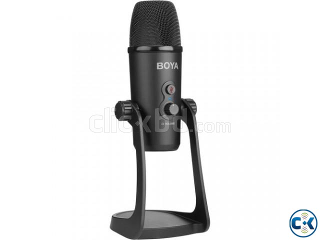 BOYA BY-PM700 Multipattern USB Microphone for Mac Windows | ClickBD large image 0