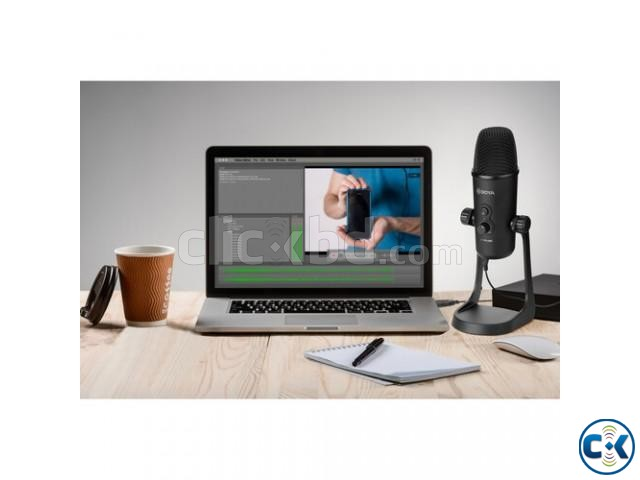 BOYA BY-PM700 Multipattern USB Microphone for Mac Windows | ClickBD large image 2
