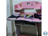 Kids study Table with beautiful Chair