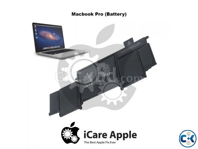 MacBook Pro A1502 Battery Replacement Center Dhaka | ClickBD large image 0