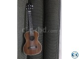 Listen Ukulele Wood Color 26 inch Tenor Size