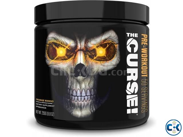 The Curse - 50 Servings Pre Workout in BD Bangladesh | ClickBD large image 0