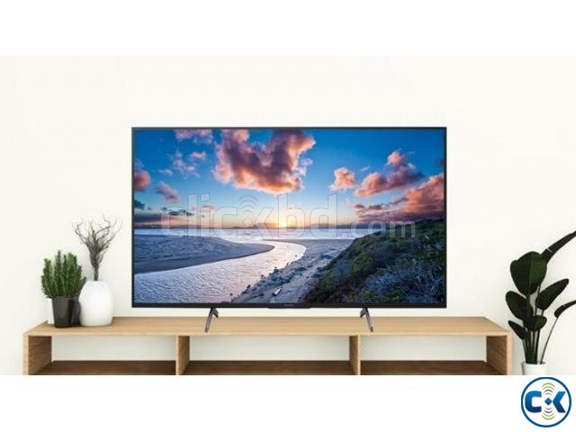 SONY BRAVIA 43 inch X7500H 4K ANDROID VOICE CONTROL TV | ClickBD large image 1