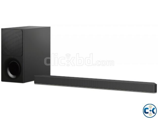 Sony HT-X9000F Wireless Subwoofer Dolby Atmos Soundbar | ClickBD large image 1