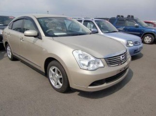 2006 NISSAN BLUEBIRD GOLDEN PROJECTION HEAD LAMP