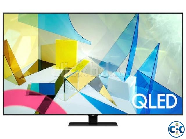 Samsung Q80T 55 QLED Direct Full Array TV | ClickBD large image 0