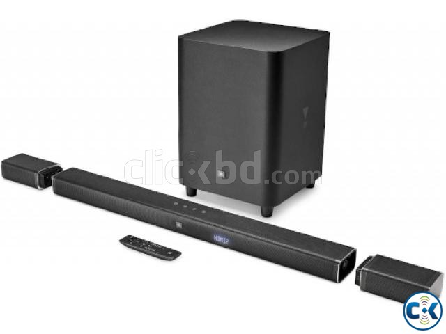 JBL Bar 5.1 Soundbar with True Wireless Surround Speakers | ClickBD large image 0
