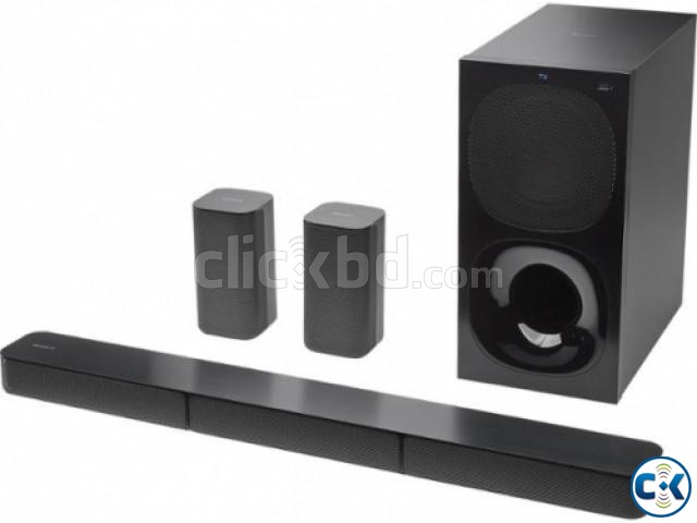 Sony HT-S20R 5.1 Home Cinema Soundbar System | ClickBD large image 0