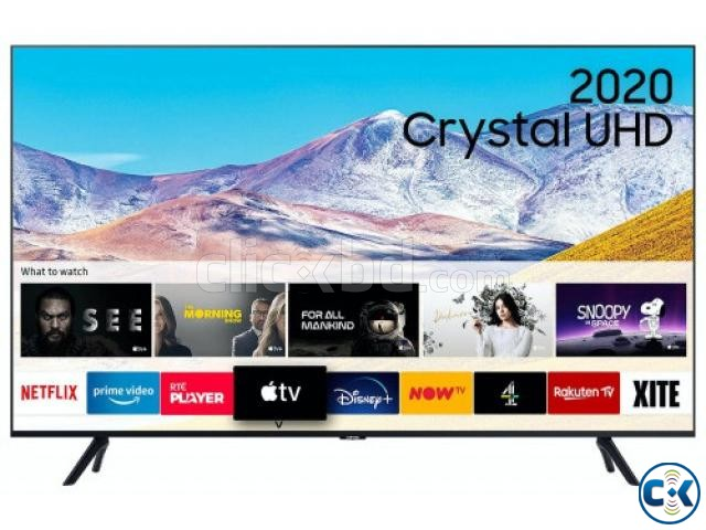 Samsung TU8000 43 4K UHD 8 Series Smart TV | ClickBD large image 1