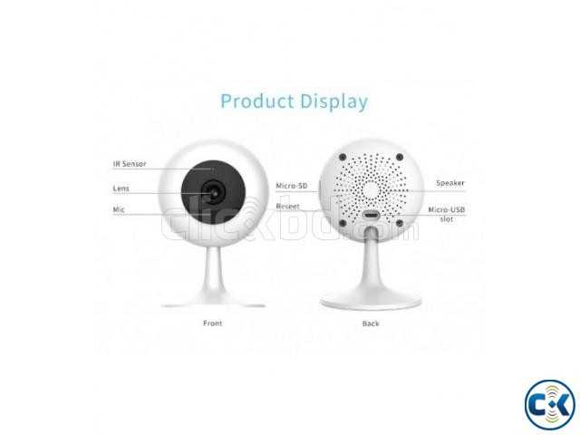 Xiaomi IMI Home Security Camera C1 1080p | ClickBD large image 1