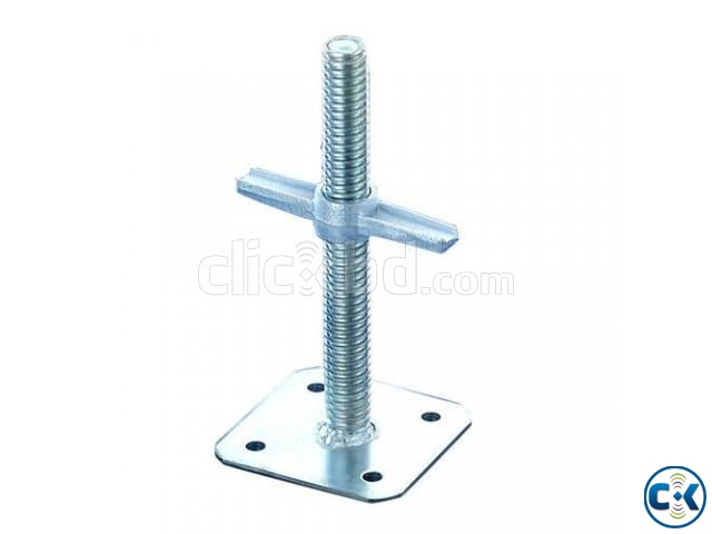Scaffold Screw Jack base Plate adjustable  | ClickBD large image 2