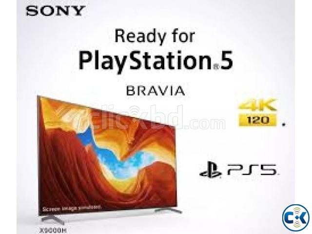 Sony Bravia X9000H Series 65 4K Ultra HD Android LED TV | ClickBD large image 0