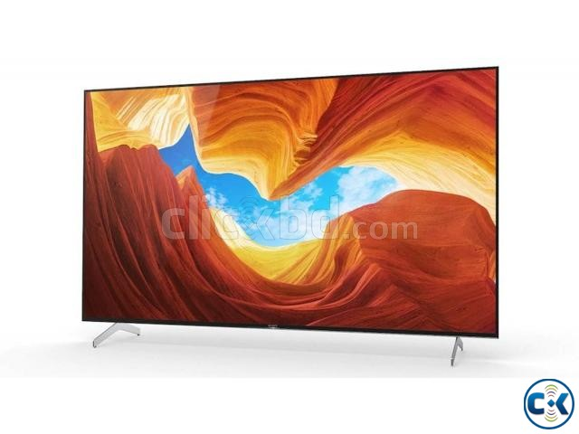Sony Bravia X9000H Series 65 4K Ultra HD Android LED TV | ClickBD large image 1