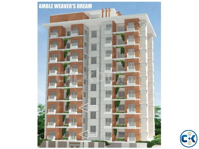2100 sft south face flats for sale at Boshundhora | ClickBD large image 0