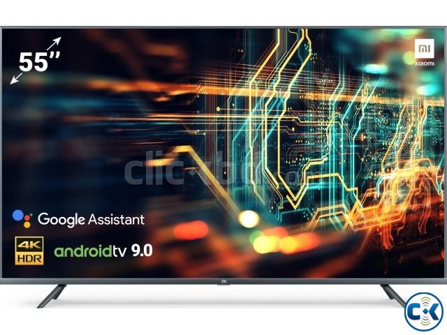 Xiaomi Mi 4S 43 Inch 4K HDR Android 9.0 LED TV | ClickBD large image 3