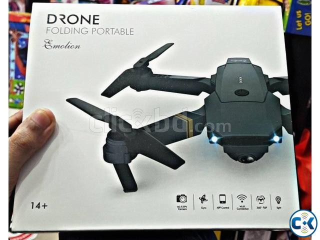 Dj1 Wifi Hd Camera Drone Price In Bangladesh | ClickBD large image 0