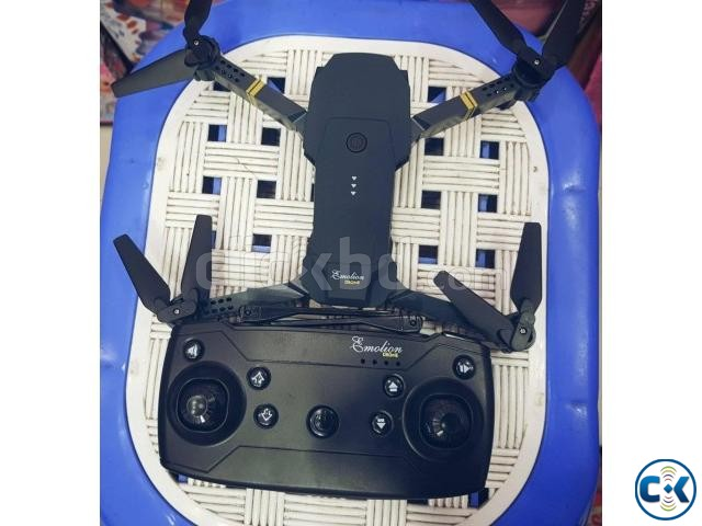 Dj1 Wifi Hd Camera Drone Price In Bangladesh | ClickBD large image 1