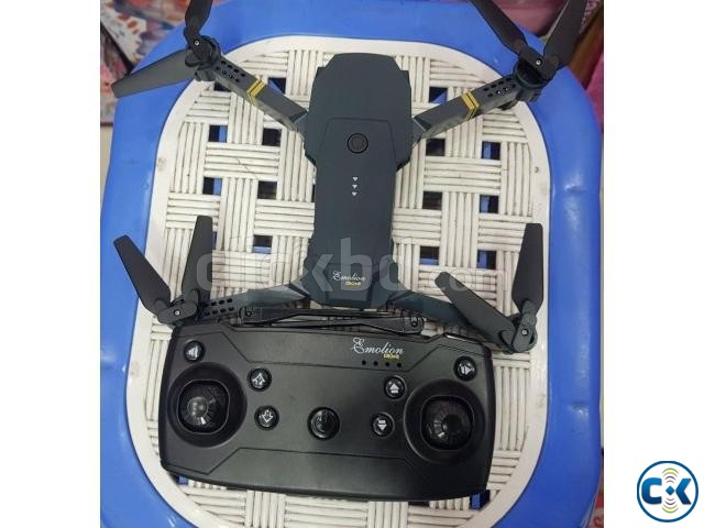 Dj1 Wifi Hd Camera Drone Price In Bangladesh | ClickBD large image 2
