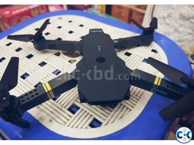 Dj1 Wifi Hd Camera Drone Price In Bangladesh | ClickBD large image 3