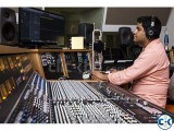 PROFESSIONAL SOUND ENGINEERING COURSE