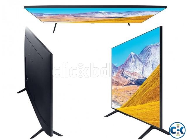 Samsung TU8100 82 4K Crystal UHD Smart LED TV | ClickBD large image 0