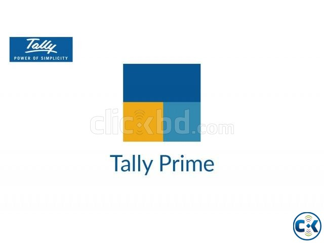 Tally.Prime Accounting Software | ClickBD large image 0