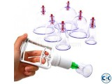 Vacuum Therapy Cup Set