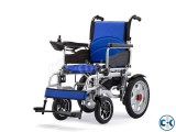 Smart Foldable Electric Wheelchair