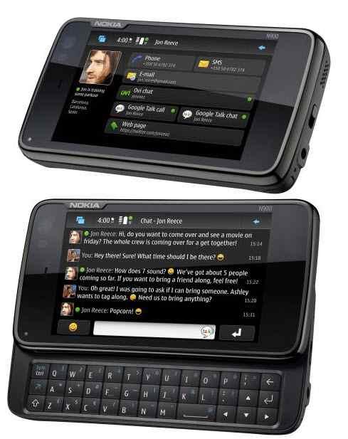 2 months used n 900 mobile handset | ClickBD large image 0