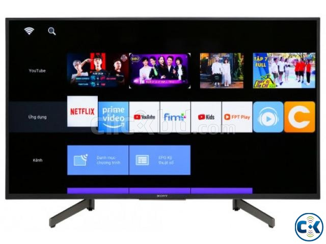 Sony Bravia W660G 43-Inch 1080p Full HD Smart TV | ClickBD large image 0