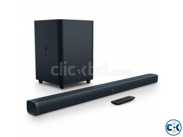 Bar 3.1CH 4K Ultra HD Wireless Subwoofer Soundbar | ClickBD large image 0