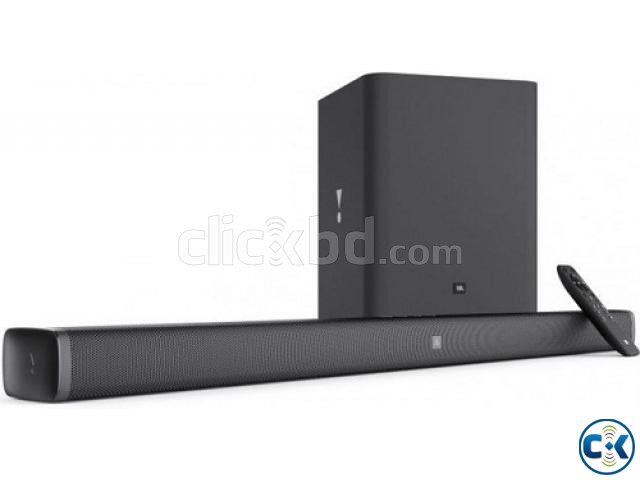 Bar 3.1CH 4K Ultra HD Wireless Subwoofer Soundbar | ClickBD large image 1
