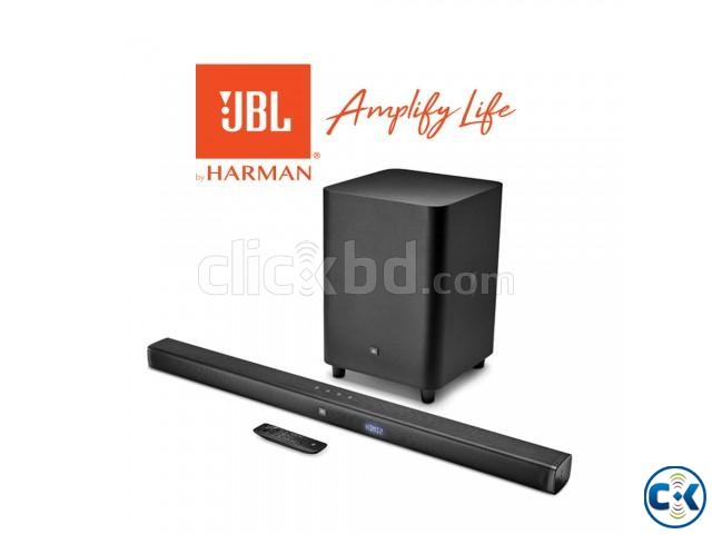 Bar 3.1CH 4K Ultra HD Wireless Subwoofer Soundbar | ClickBD large image 2