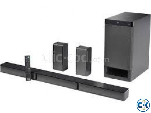 SONY HT-RT3 5.1ch Home Cinema System with Bluetooth techno | ClickBD large image 0