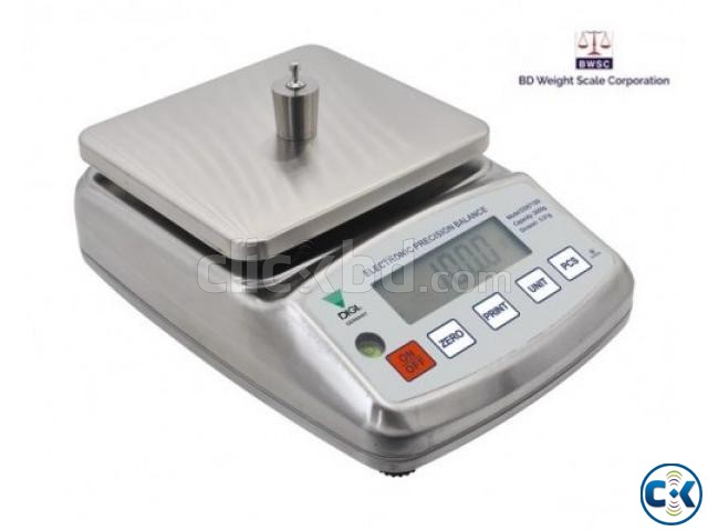 DS-671SS Precision Weight Balance 0.01g To 3000g | ClickBD large image 0