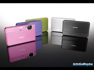 Sony Cyber-shot DSC-T99 14.1 MP Digital Camera
