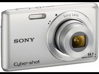 Brand New Sony CyberShot DSC-W520 Digital Camera