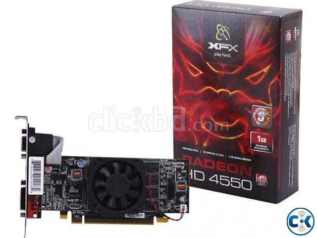 RADEON HD 4550 Graphics Card | ClickBD large image 0