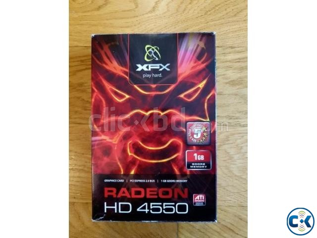 RADEON HD 4550 Graphics Card | ClickBD large image 1