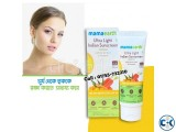 mamaearth Ultra Light Indian Sunscreen