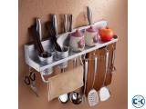 Multifunctional Mobile Folding Rack