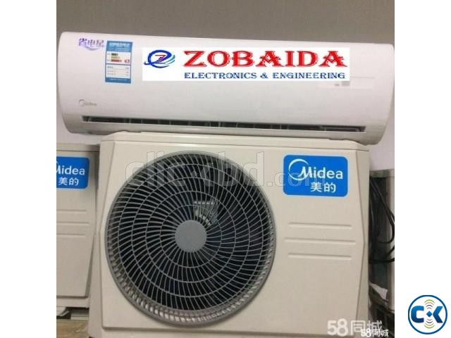 1.5 Ton Midea Split AC 18000 BTU Available Stock. | ClickBD large image 0