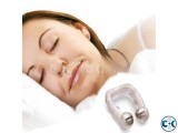 Snore Free Sleep- Magnetic Snoring Nose Clip