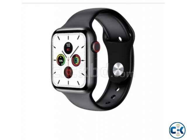 Microwear W26 Full Touch Screen Smart Watch | ClickBD large image 0