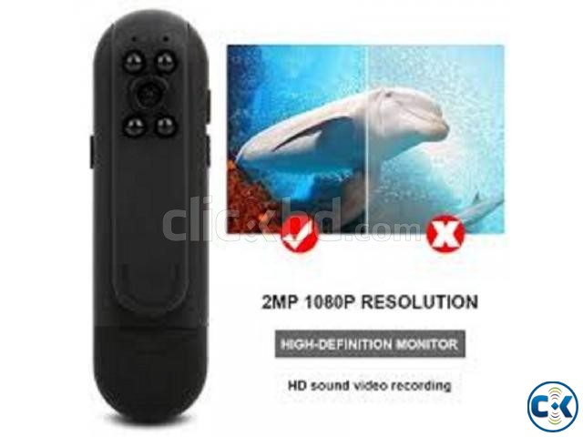 Recording Pen 1080P -HD Rechargeable Mini Body spy Camera | ClickBD large image 0